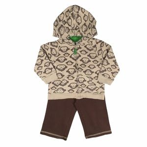 Carter's  2 Piece Baby Matching Set Outfit. 9M